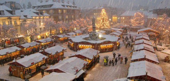 Advent - Christmas Markets